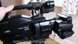Sony HXR-MC2000E Review