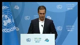 UNFCC-COP23-Bonn-Iran