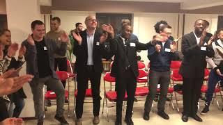 "Howard Gospel Choir - ""Celebrate the Wonder"" - Workshop with the Izvor Choir in Croatia"