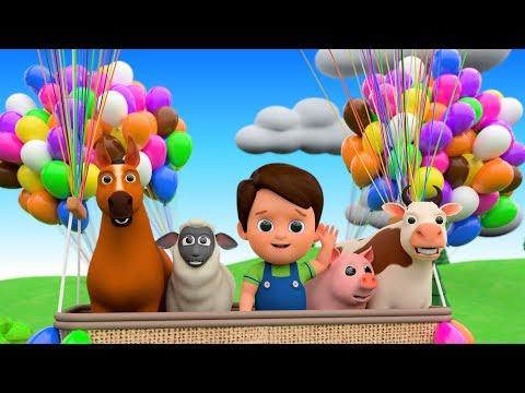 Baa Baa Black Sheep Nursery Rhymes