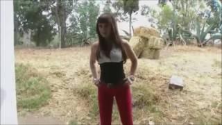 A Dona Rodrigo e Ivana trocam tapas e em seguida fazem amor (CENA CORTADA)