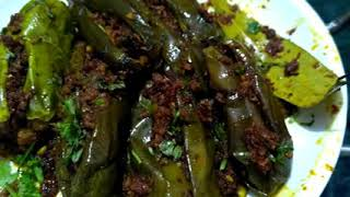 🍆🌶# Baigan bharvan # भरवाँ बैगन स्पेशल ,  brinjal recipi.special. by - k k