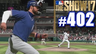 STEALING HOME AT WILL! | MLB The Show 17 | Road to the Show #402