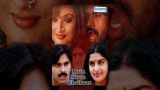 Main Hoon Chalbaaz - Hindi Dubbed Movie(2008)- Pawan Kalyan,Meera Jasmine | Popular Dubbed Movie