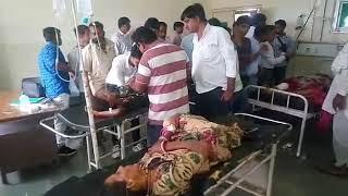 Nagaur Patrika News: Road accident in Kaldi
