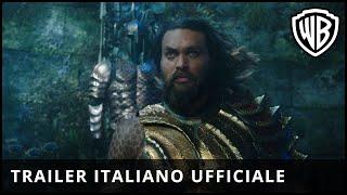 Aquaman Primo Trailer Ufficiale Italiano