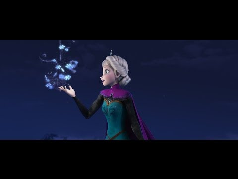 Disney s Frozen Let It Go Sequence Performed by Idina Menzel