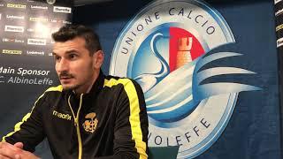 Albinoleffe - Ravenna FC, l