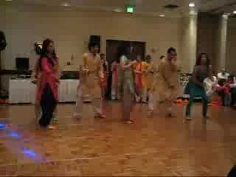 Girls Guys Mehndi Dance 2007