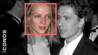 Uma Thurman pagó el precio de casarse con Gary Oldman