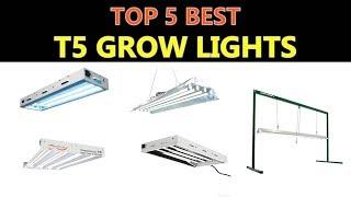 Best T5 Grow Lights