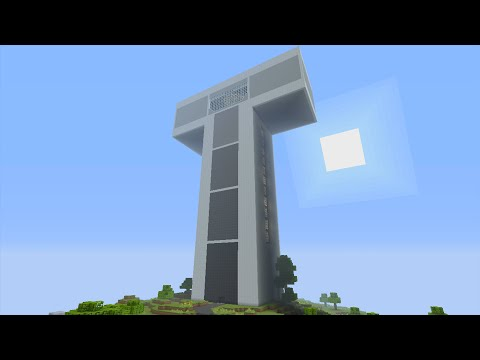 Minecraft Xbox - Murder Mystery - Teen Titans Tower