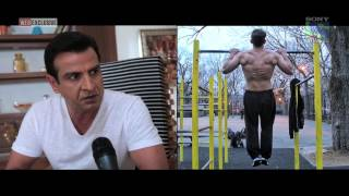 Ronit Roy's fitness files