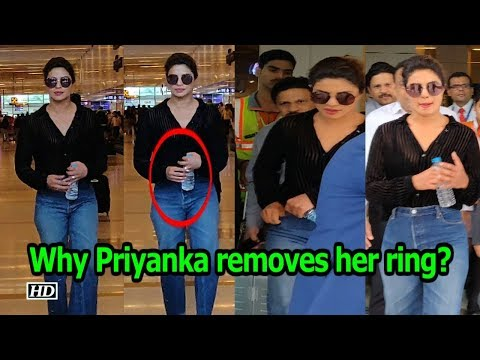 Xxx Mp4 Why Priyanka Chopra Removes Her Ring 3gp Sex