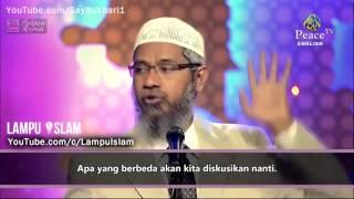 Debat Penganut Hindu dengan  Dr  Zakir Naik di malaysia