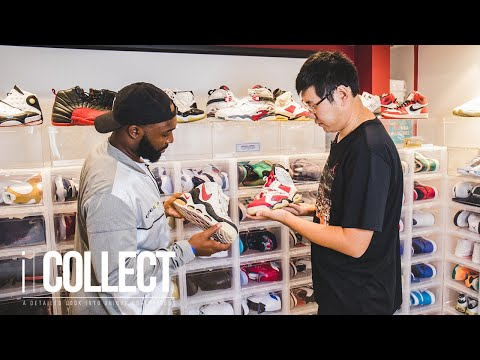 Australia s Michael Fan Shows Off One of the Most Insane Sneaker Collections Ever Seen iCollect
