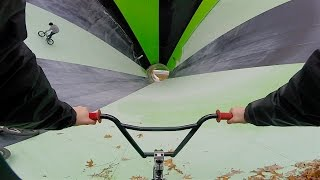 GoPro BMX RIDING INSANE WATERPARK!