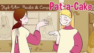Pat A Cake Nursery Rhyme by Oxbridge Baby