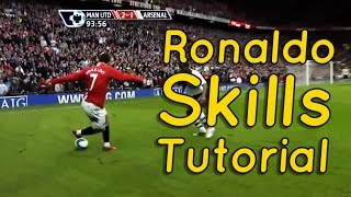 Cristiano Ronaldo Skills Combo TUTORIAL | CR7 Skills and Tricks 2016 Tutorial | LaloFS
