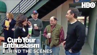 BTS w/ Larry David & the Seinfeld Cast | Curb Your Enthusiasm | Season 7