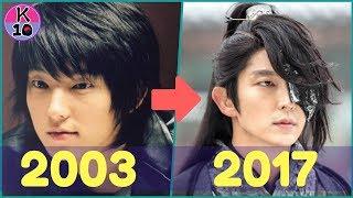 Criminal Minds Lee Joon gi 이준기 EVOLUTION 2003-2017