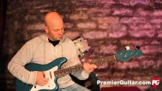 Review Demo - Fender Rascal Bass