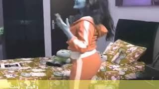 رقص موزة سعودية جسم نار ساخن Saudi Mozah fire hot body