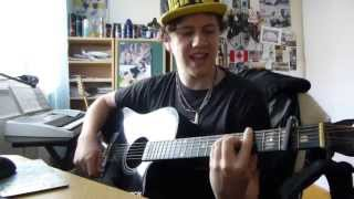 How to play Coldplay Oceans on Acoustic Guitar Tutorial with Chords and Tabs Coldplay Oceans