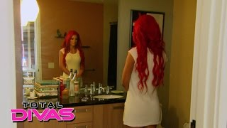 Eva Marie describes her physical appearance: Total Divas, January 25, 2015