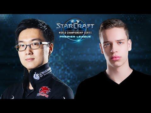 StarCraft 2 - Polt vs. Harstem (TvP) - WCS Season 2 Finals 2015 - Group B