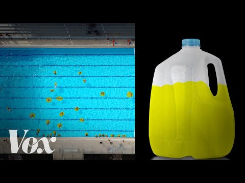 Xxx Mp4 Stop Peeing In The Pool Chlorine Doesn T Work Like You Think 3gp Sex
