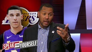 Eddie House on Curry's huge Game 3 and odds of Lakers trading Lonzo Ball | NBA | SPEAK FOR YOURSELF