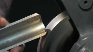 Sharpening a Roughing Gouge - Woodturning Tools - How-to Video