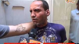"""يقين   القبض علي بلطجي سكران """" حرامي الطرف الثالث """" هشام الحرامي +18"""