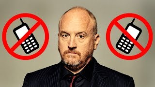 Louis CK sells out Tampa shows, but locks up cell phones first