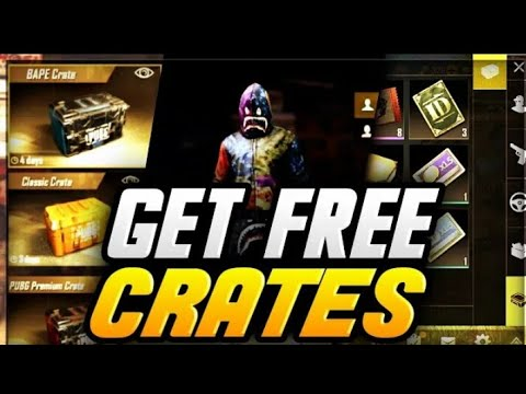 Xxx Mp4 How To Open Bape Crate For Free In Pubg Mobile Without Using UC Cash 3gp Sex