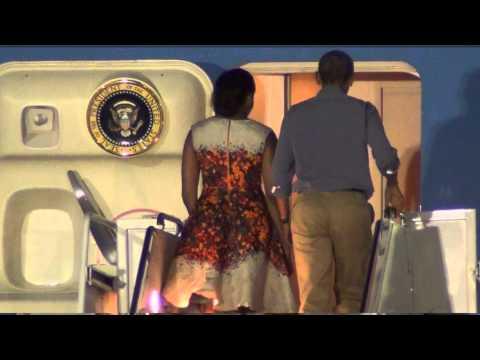 Booty Shake President & Mrs. Obama