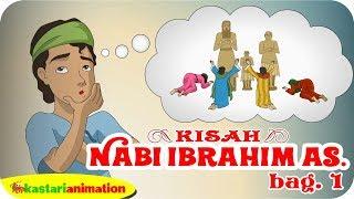 Kisah Nabi Ibrahim AS dalam Al Quran Bag 1 | Kartun Anak Islami | Kastari Animation Official