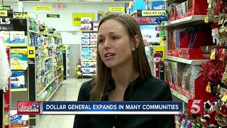 Local Retail Chain Dollar General Opening 900 New Stores In 2018