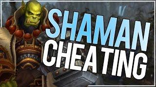 Cheating Shaman - Survival Hunter PvP WoW Legion 7.1.5