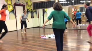 Davidic Dance to Paul WIlbur's