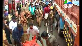 Flood : Pathanamthitta in Misery; Many isolated; Rescue operations in progress  | 16.08.18