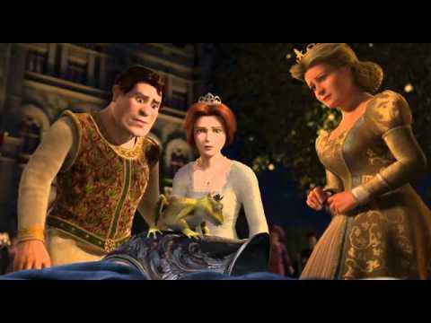 Shrek 2 Final Scene English