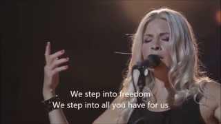 We Step Into Freedom & Wonder (Spontaneous) - Bethel Music (You Make Me Brave) w/ Lyrics