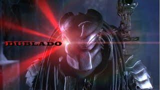 O PREDADOR NA IDADE MÉDIA, Predator: Dark Ages = Dublado= Studioycthus-