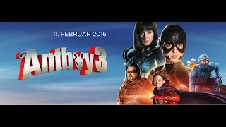 Antboy 3 (2016) - Official Trailer (HD)