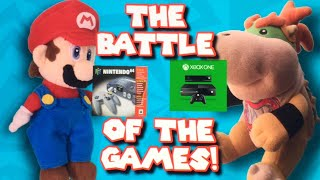 AwesomeMarioBros - The Battle Of The Games!