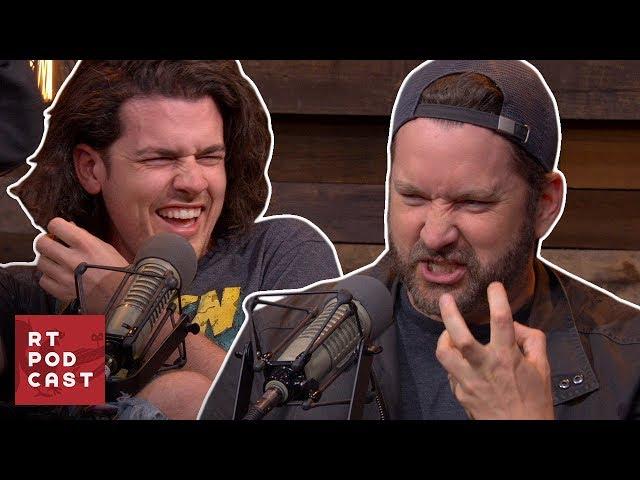 RT Podcast #460 - Burnie Punks Jon