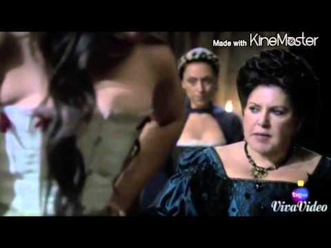 Paula Prendes en Águila Roja Parte 1