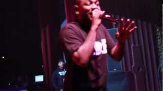 BET Music Matters Kendrick Lamar, Stalley, Jay Rock, AB Soul Live in DETROIT